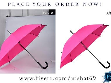 Hi. I am Nishat Tasnim Nishi from Dhaka, Bangladesh. I am a Professional Graphic Designer working for the last three years.   I remove Image Background by Clipping Path. My Objective is to satisfy you with My Quality Works as you want to prompt your business services.  So, contact me for any kind of Image Background Removal Work.  My Other Services:  Clipping Path Multi-Path Image Retouch Glamour & Beauty Retouch High-End Beauty Retouch Photo Restoration Color Correction Remove Shadow Natural Shadow Drop Shadow Mirror Shadow  Thanks & Regards,