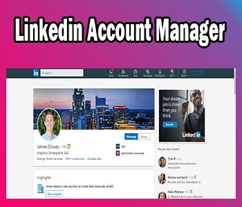 I can setup, Manage, Marketing and also Design Your social media profiles on Facebook, Instagram, Twitter, LinkedIn, Pinterest and Youtube.