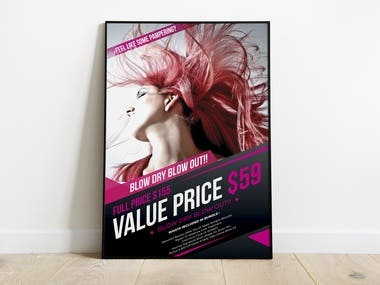 Flyer & Poster Designs