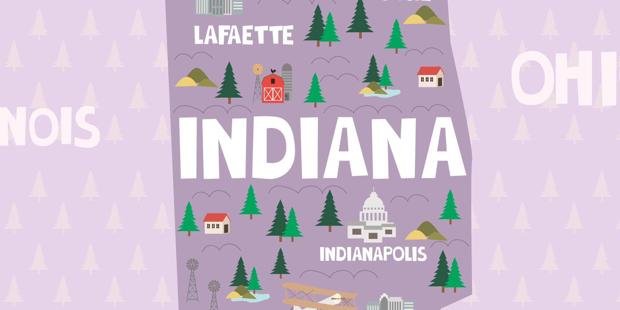 Cover photo for How to start a business in Indiana