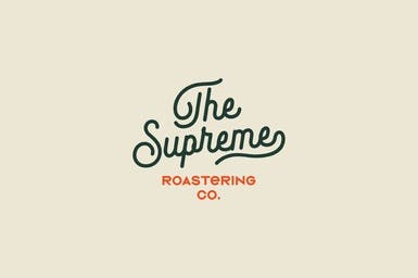 Supreme Roastering Co. Branding