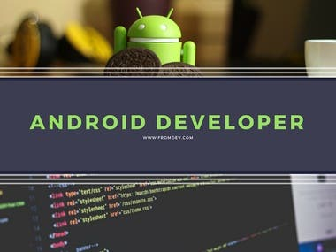 I am expert in any making any type of android app