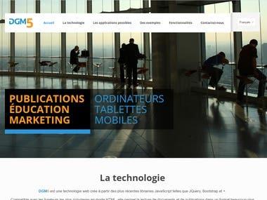 PSD to WordPress, Multi language