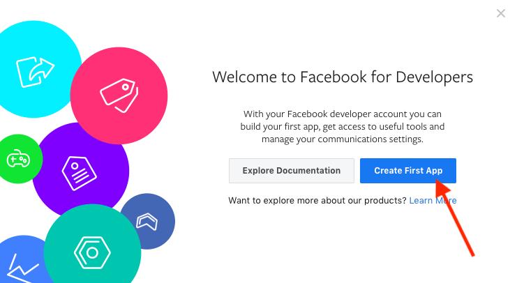 social login setup website
