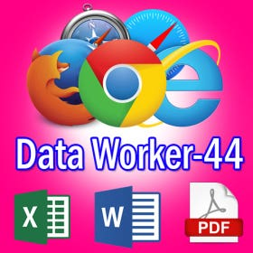 Dataworker44 - India