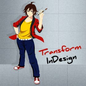 Transform InDesigns profilbilde