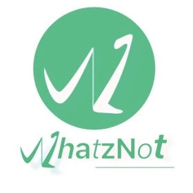 Изображение профиля WHATZNOT TECHNOLOGY