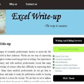 Profile image of excelwriteup