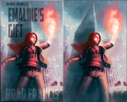 Book Cover for Urban Fantasy Adventure